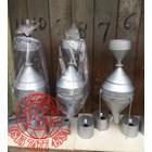 Alat Pembagi Benih ( Conical Seed Divider ) 1
