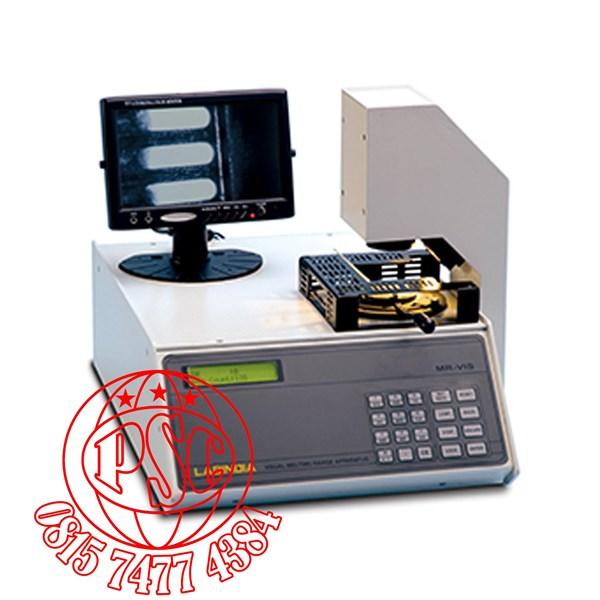 Melting Range Apparatus Visual (MR-Vis) Labindia Analytical