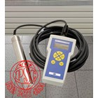 TSS Portable Handheld Turbidity Suspended Solids and Sludge Level System Hach 8