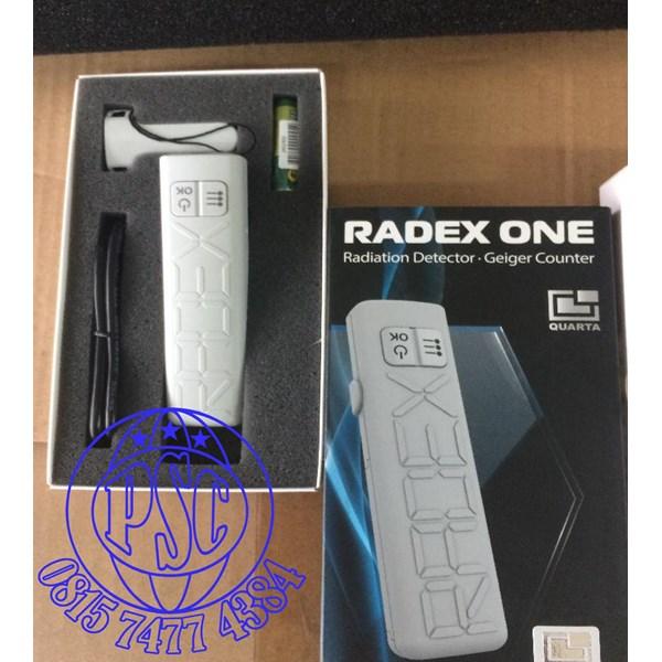 Alat Ukur Radiasi Beta Gamma and X-Ray Radex One