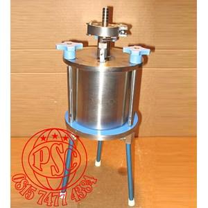 Dari Alat Uji Pretreatmen TCLP - YT30142HW Hazardous Waste Filtration System 142 mm 3