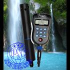 Water Quality AquaPlus-P Optical Dissolved Oxygen Conductivity Salinity GPS Aquaread 7