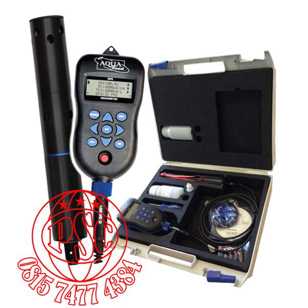 Water Quality Monitoring Aquaread AP-700-P & AP-700-O-P