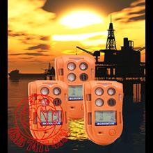 T4 Portable MultiGas Detector Crowcon