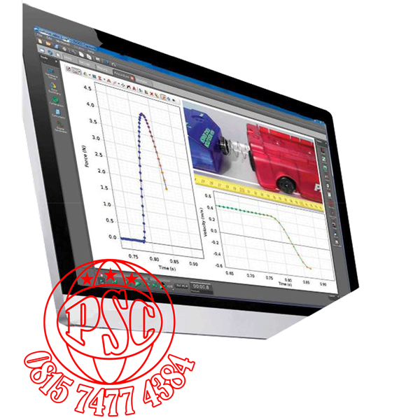 Capstone Software UI-5401 Pasco Scientific