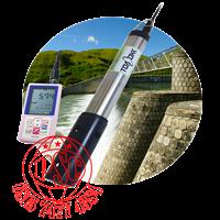 Multiparameter Water Quality Meter WQC-30 DKK-TOA