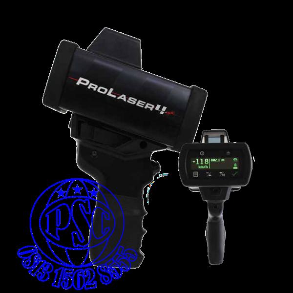 ProLaser 4 Kustom Signal Traffice Safety Lidar