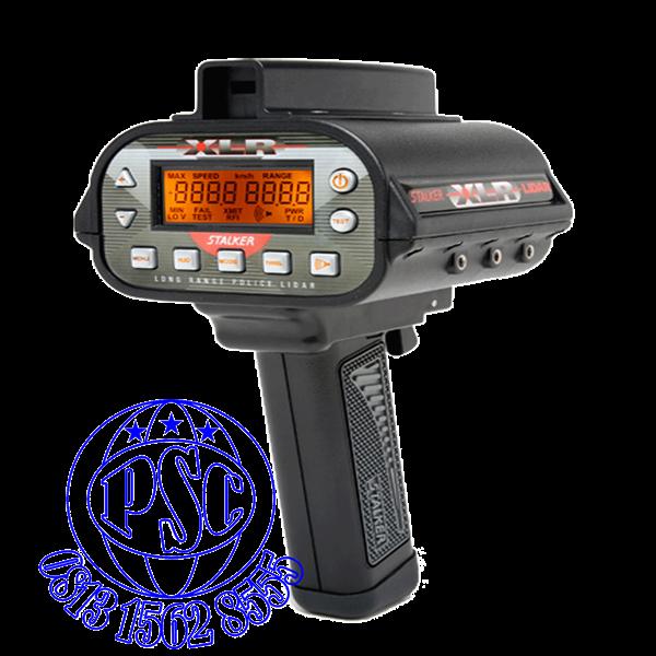 Speed Radar Gun Stalker XLR LIDAR