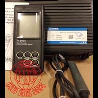 HI-9033 Handheld Multi-Range Conductivity Meter Hanna Instrument