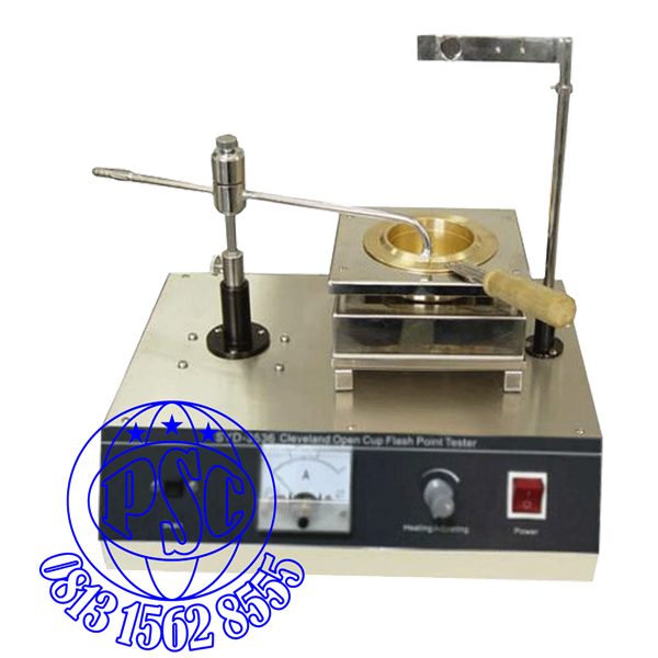 Cleveland Open-Cup Flash Point Tester SYD-3536