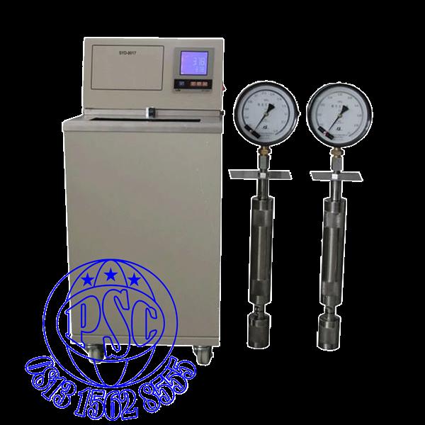 Vapor Pressure Tester Reid Method SYD-8017
