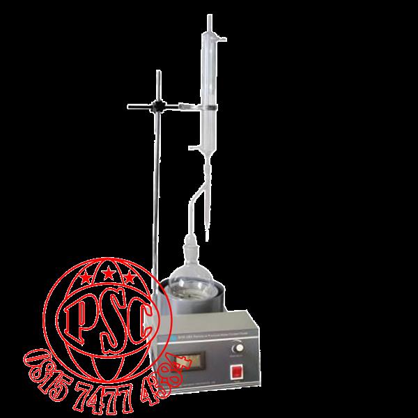 Alat Destilasi Dean Stark Distillation Apparatus SYD-260 Water Content Tester