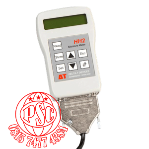 From Delta T Devices HH2 Soil Moisture Meter 6