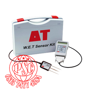 From Delta T Devices HH2 Soil Moisture Meter 2