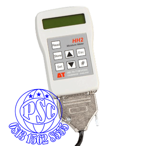 From Delta T Devices HH2 Soil Moisture Meter 5