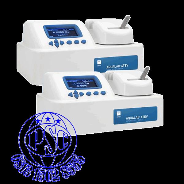 Aqualab 4TEV : 4TE + Volatiles Sensor Water Activity Meter