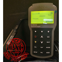 Dissolved Oxygen & BOD Meter HI98193  Hanna Instru