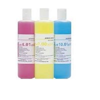 KIMIA FARMASI BUFFER SOLUTION PH 4 PH 7 DAN PH 10 KEMASAN 1 LITER EUTECH 1