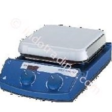 HOT PLATE Pengaduk IKA HS 7 (Plat Pemanas Dengan Magnetic Stirrer 10 Liter)