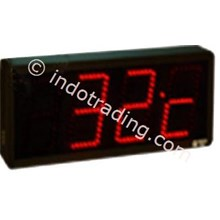 Termometer Temperature Digital Ukuran Besar