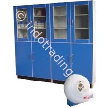 Chemical Storage Cabinets Berblower Double Set