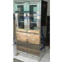 Lemari Penyimpanan Bahan Kimia F304-Single Set F304 Alat Laboratorium Umum 1