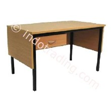 Meja Guru 4 (Meja Untuk Guru Di Kelas Di Ruang Guru)