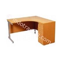 Meja Guru 5 (Meja Untuk Guru Di Kelas Di Ruang Guru) 1