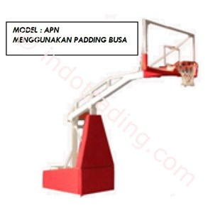 Portable Ring Basket Cbn Apn (Portable Tidak Dapat Dilipat