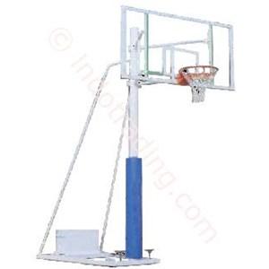 Lift Portable Basket 1 Cbn Lpb1 (Ring Basket Tiang Portable Diangkat Manual)