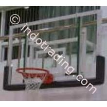 Wall Mounted Basket Simple Cbn Wms (Ring Basket Terpasang Di Dinding)