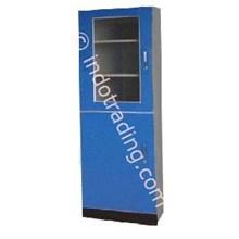 Lemari Penyimpanan Bahan Kimia Single Set 45 (Umumnya Untuk Menyimpan Reagent Bahan Kimia Glassware Plasticware Laboratory )