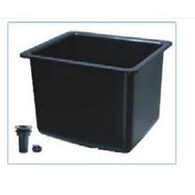 Perlengakapan Wastafel Laboratorium Sink Polypropylene 440 x 330 x 180 mm