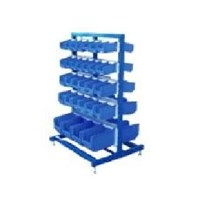 Tray Trolley Rack Container 1