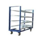 Tray Trolley Mobile Rack Krat 1