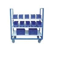 Tray Trolley Mobile Rack Krat 2