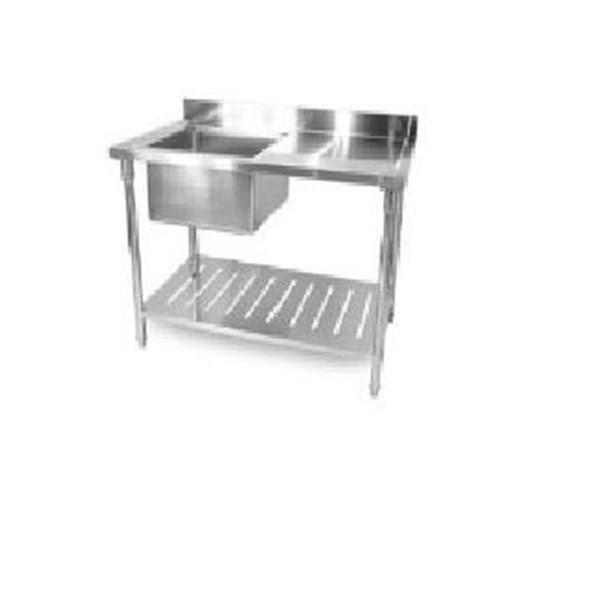 Meja Wastafel atau Meja Sink Stainless Steel Cabinet 304