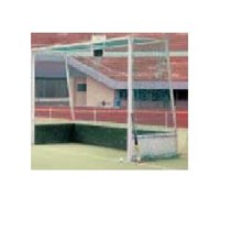 Knockdown Mobile Gawang Hoki Peralatan Olahraga Outdoor