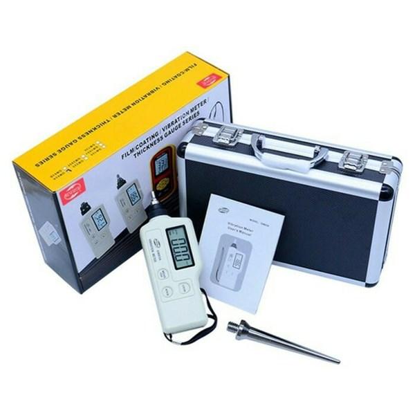 Alat Laboratorium Umum Vibration Meter GM63A atau Alat Ukur Getar Digital