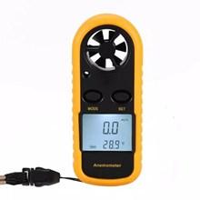 Alat Laboratorium Umum Digital Anemometer Alat Ukur Kecepatan Angin