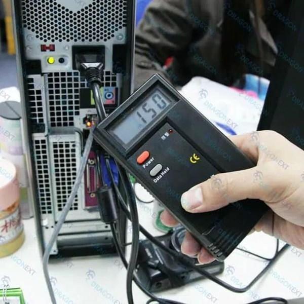 Alat Laboratorium Umum Alat Deteksi Radiasi Elektromagnetik DT-1130 atau EMF Radiation