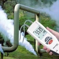 Alat Laboratorium Umum Air Pressure Manometer Digi