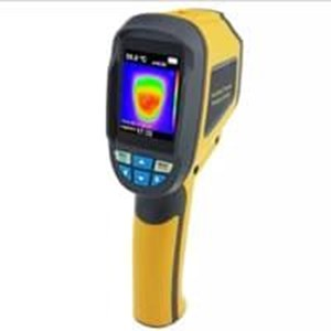 Dari Alat Laboratorium Umum Thermal Camera Imager Kamera Deteksi Ukur Panas Imaging Infrared HT-02 0