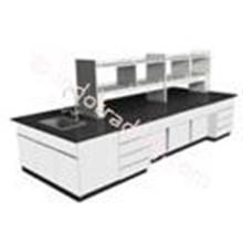 Island Bench Tipe Isb 6 ( Meja Laboratorium Tengah