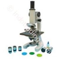 Mikroskop Lanjutan 50X - 1000X
