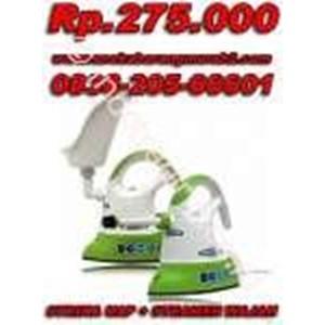 Setrika Uap Baju Dan Steamer Wajah Rp. 225.000 Hub 083820566601