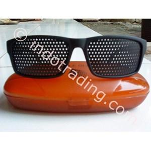 Jual Kacamata Terapi Pinhole Penyembuh Mata Minus Harga Murah Bekasi ... 37482d1a14