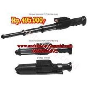 Stun Gun Baton TW09 Tongkat listrik panjang Otomatis Rp 250 000 Hub 083820566601