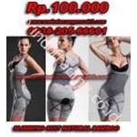 Slimming Suit Natural Bamboo Baju Pelangsing Rp 75000 Hub 083820566601 1