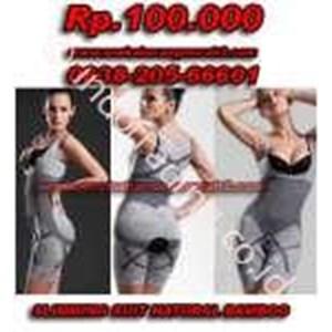 Slimming Suit Natural Bamboo Baju Pelangsing Rp 75000 Hub 083820566601